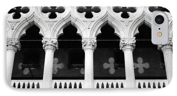 Columns- By Linda Woods IPhone Case by Linda Woods