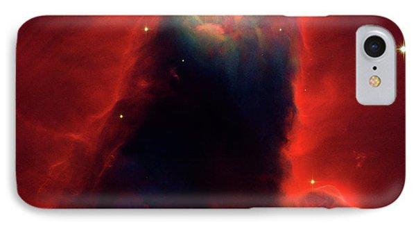 Cone Nebula IPhone Case by Mark Kiver