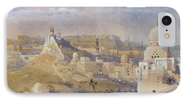 Constantinople IPhone Case by David Roberts