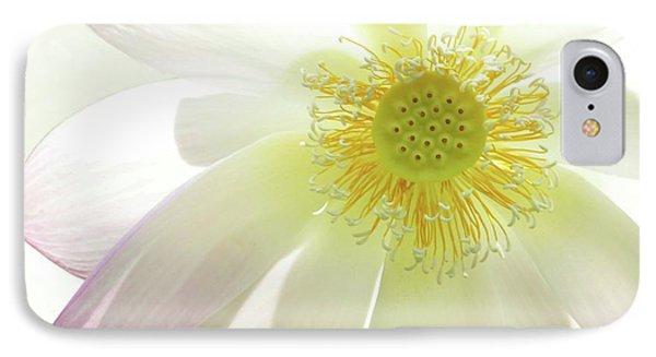 Cool Lotus Phone Case by Sabrina L Ryan