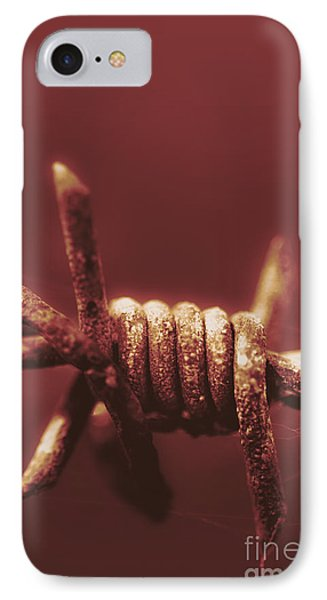 Corrosion Of Civil Liberties IPhone Case by Jorgo Photography - Wall Art Gallery