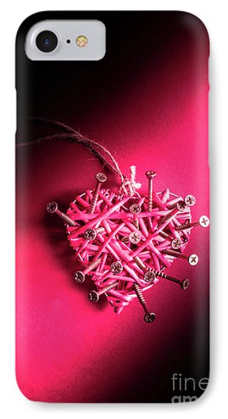 Corrosion Of Emotion IPhone Case by Jorgo Photography - Wall Art Gallery