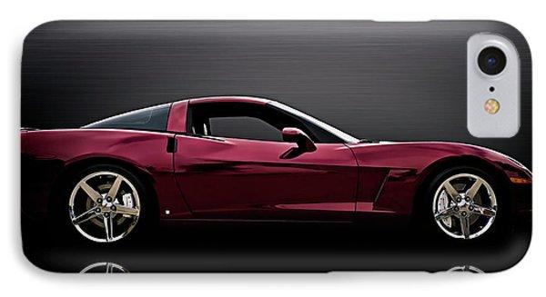 Corvette Reflections IPhone Case by Douglas Pittman