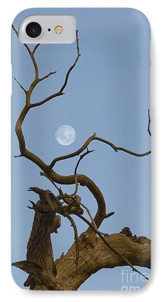 Cotton Moon Phone Case by Sophie De Roumanie