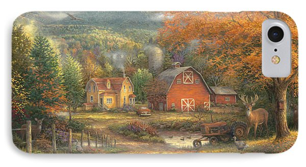 Country Roads Take Me Home IPhone Case by Chuck Pinson