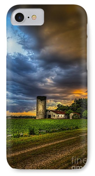Country Tempest IPhone Case by Marvin Spates