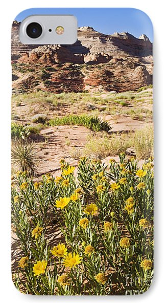 Coyote Buttes Mule's Ear Phone Case by Greg Clure
