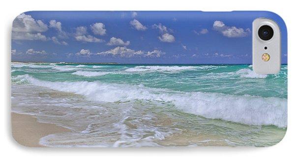 Cozumel Paradise IPhone Case by Chad Dutson