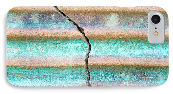 Cracked Clay Pot IPhone Case by Tom Gowanlock