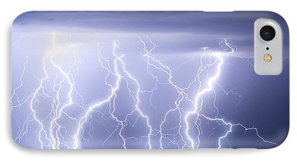 Crazy Skies IPhone Case by James BO  Insogna
