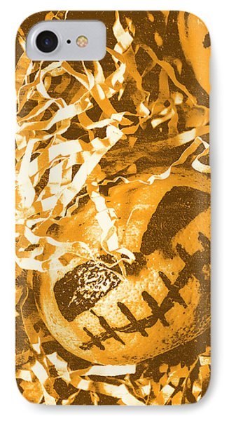Creepy Vintage Pumpkin Head  IPhone Case by Jorgo Photography - Wall Art Gallery