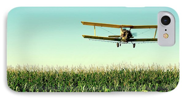 Crops Dusted IPhone 7 Case by Todd Klassy