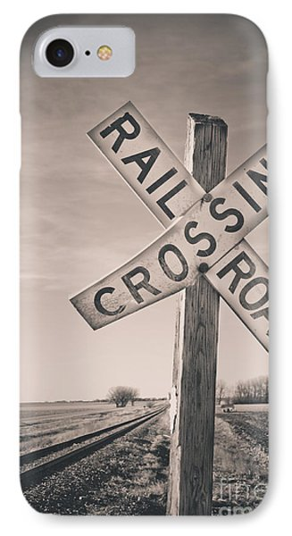 Crossings Phone Case by Christina Klausen