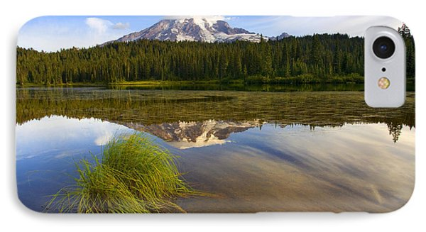 Crystal Clear Phone Case by Mike  Dawson