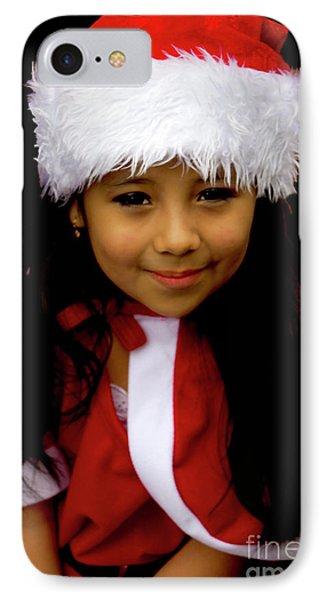 Cuenca Kids 792 IPhone Case by Al Bourassa