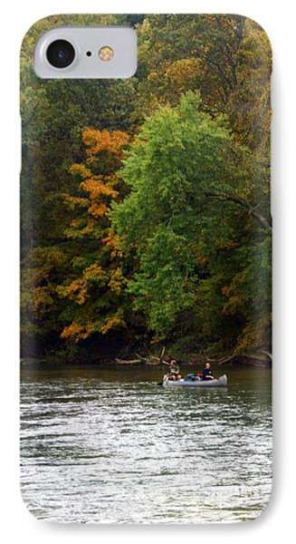 Current River 2 Phone Case by Marty Koch