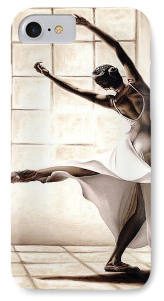 Dance Finesse Phone Case by Richard Young