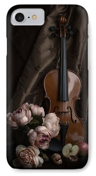 Dance Me To The End Of Love IPhone Case by Maggie Terlecki