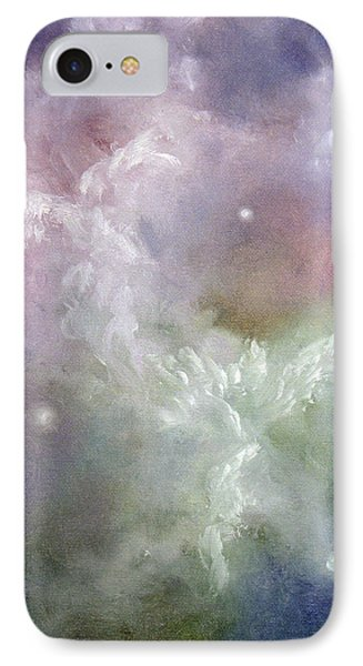 Dancing Angels Phone Case by Marina Petro