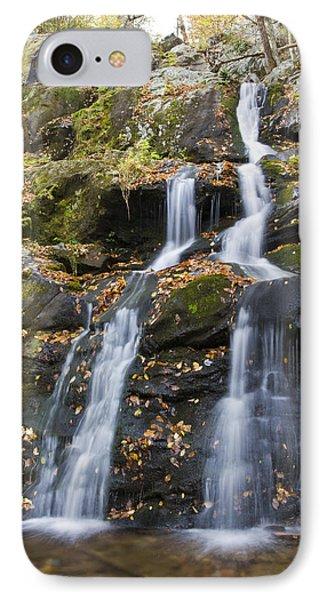Dark Hollow Falls Shenandoah National Park Phone Case by Pierre Leclerc Photography