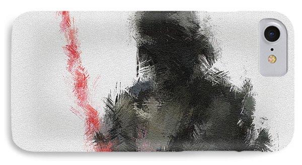 Dark Lord IPhone Case by Miranda Sether