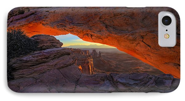 Dawns Early Light Phone Case by Mike  Dawson