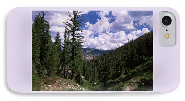 Day Hike IPhone Case by Soli Deo Gloria Wilderness And Wildlife Photography