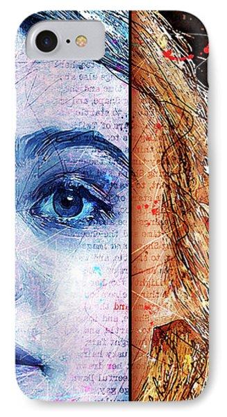 Daydream Panel 2 IPhone Case by Gary Bodnar