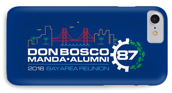 Dbtc Reunion 2016 Colorful IPhone Case by Luis Pangilinan
