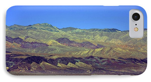 Death Valley - Land Of Extremes Phone Case by Christine Till
