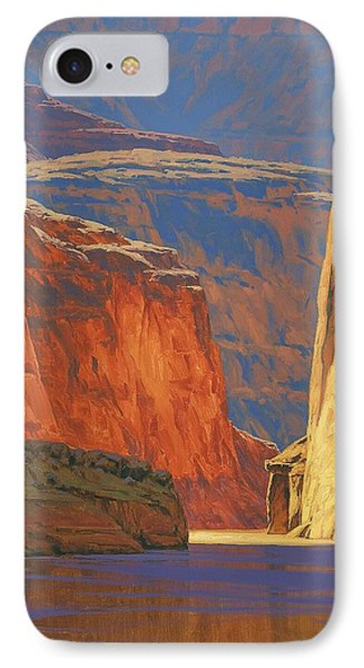 Deep In The Canyon IPhone 7 Case by Cody DeLong