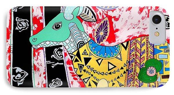 Deer Seeker IPhone Case by Amy Sorrell