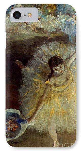 Degas: Arabesque, 1876-77 Phone Case by Granger