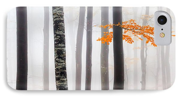 Delicate Forest Phone Case by Evgeni Dinev