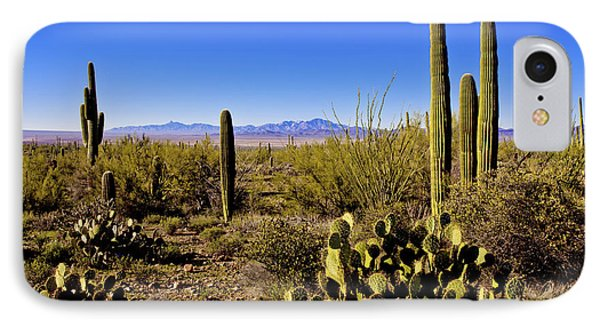 Desert Spring IPhone Case by Chad Dutson