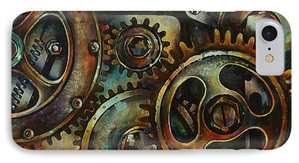 Design 2 Phone Case by Michael Lang