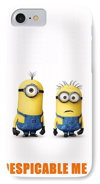 Despicable Me 2  Phone Case by Movie Poster Prints