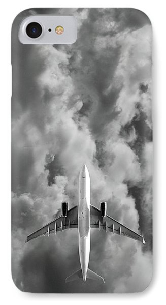 Destination Unknown IPhone Case by Mark Rogan