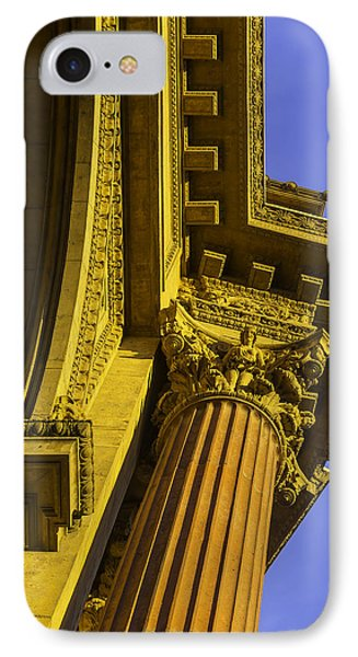 Details Palace Of Fine Arts IPhone Case by Garry Gay