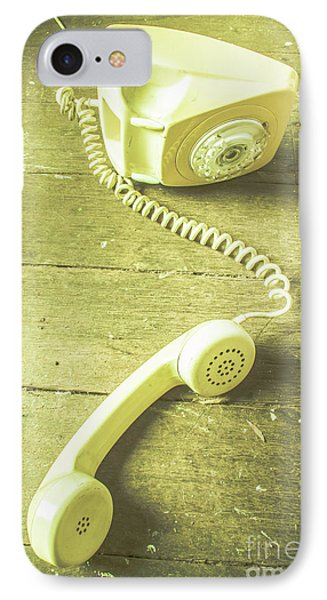 Disconnected IPhone Case by Jorgo Photography - Wall Art Gallery