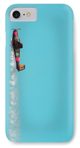 Do Not Press That Buuuutt.. IPhone Case by Marcus Cederberg