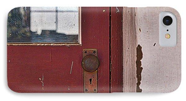 Door Window Wall IPhone Case by Ana V Ramirez