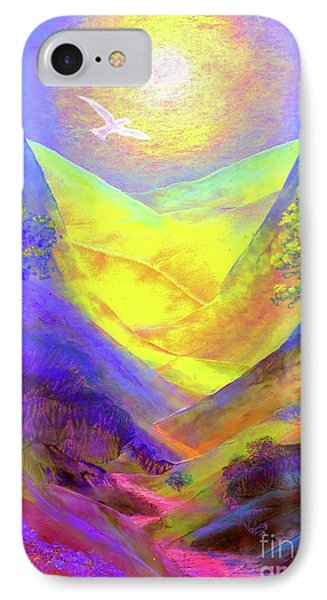 Dove Valley IPhone Case by Jane Small
