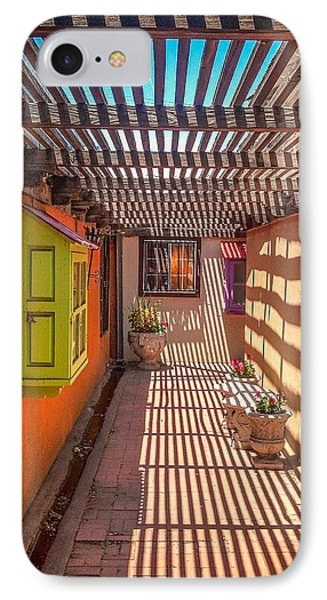 Down The Alley IPhone Case by Gestalt Imagery