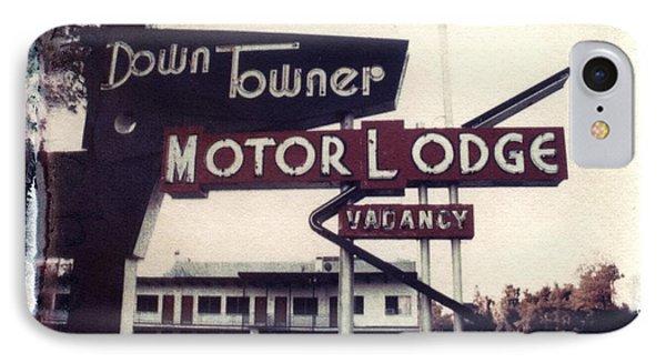 Down Towner Phone Case by Jane Linders