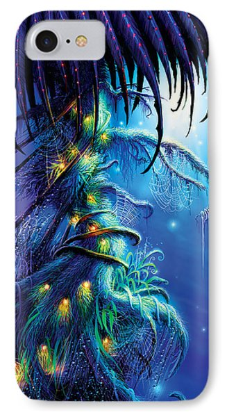 Dreaming Tree Phone Case by Philip Straub