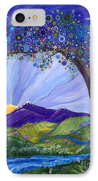 Dreaming Tree IPhone Case by Tanielle Childers