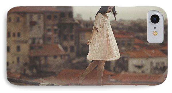 Dreams In Old Porto IPhone 7 Case by Anka Zhuravleva
