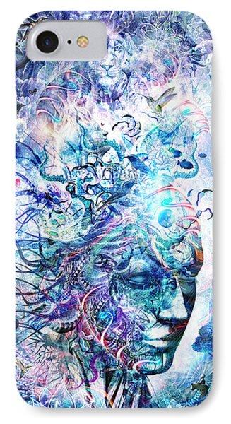 Dreams Of Unity IPhone Case by Cameron Gray