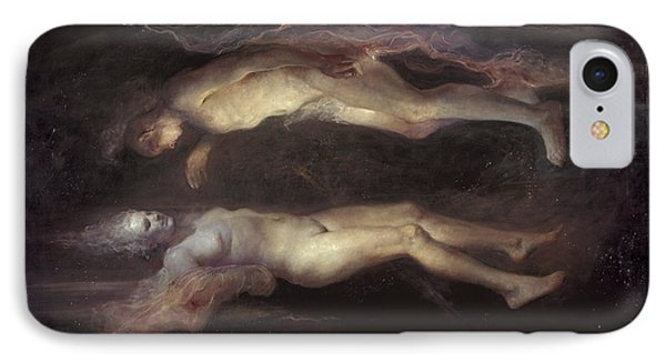 Drifting IPhone Case by Odd Nerdrum